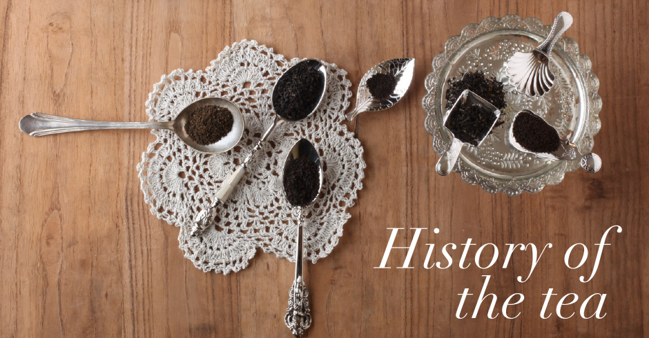 History of the Tea